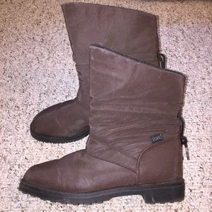 Sporto Shoes - Sporto Brown Snow Boots
